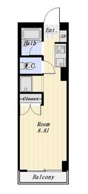 センチュリーハウス戸越 403号室