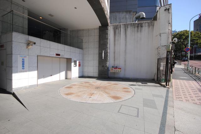 レジディアタワー乃木坂駐車場