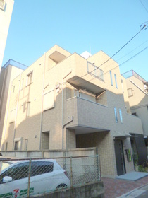 CLOVER HOUSEの外観画像