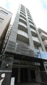 ラグジュアリーアパートメント文京根津エントランス