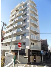 ウイングコート横浜の外観画像
