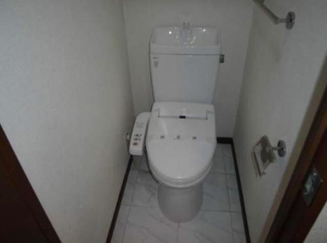 赤羽橋駅 徒歩3分トイレ