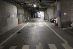 ミレニアムガーデンコート駐車場