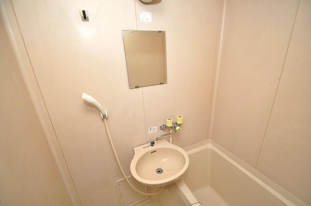 ツインコンフォートハイツ岩崎 忙しい朝にあなたを手助けしてくれる素敵な洗面台。