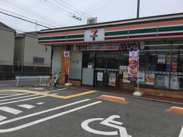 セブンイレブン岸和田下池田町店