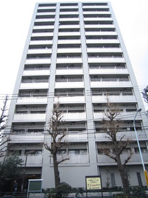 レジディア文京本駒込の外観