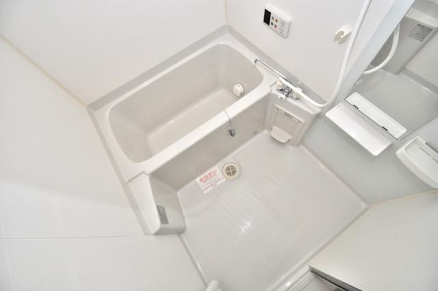 セレンディピティO・V ちょうどいいサイズのお風呂です。お掃除も楽にできますよ。