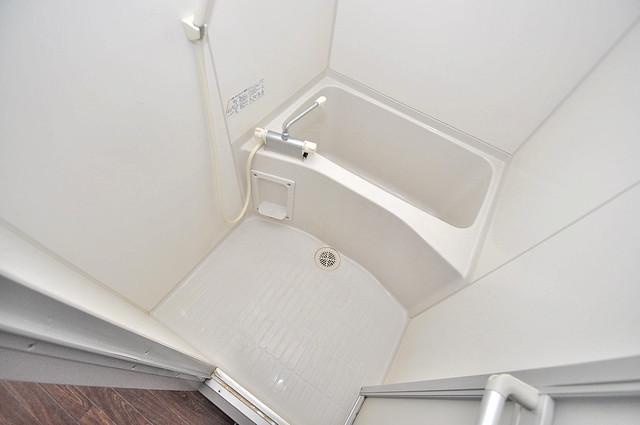 ジオ・グランデ高井田 ゆったりと入るなら、やっぱりトイレとは別々が嬉しいですよね。