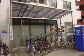 スカイコート田端駐車場