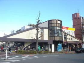 昭島駅(JR 青梅線)