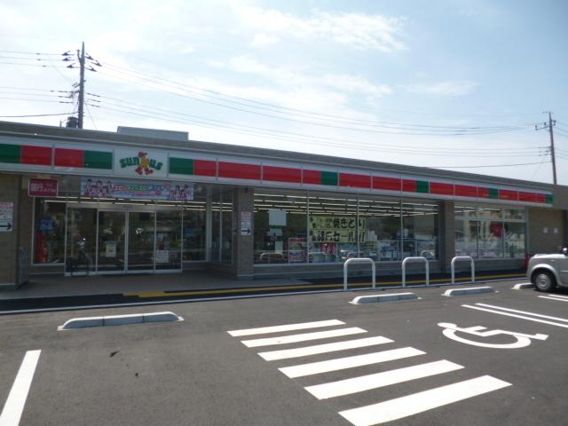 メルベーユ丸山台[周辺施設]コンビニ