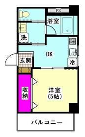 エーワンハイム 207号室