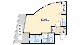 ディアコート・オーガ3階Fの間取り画像