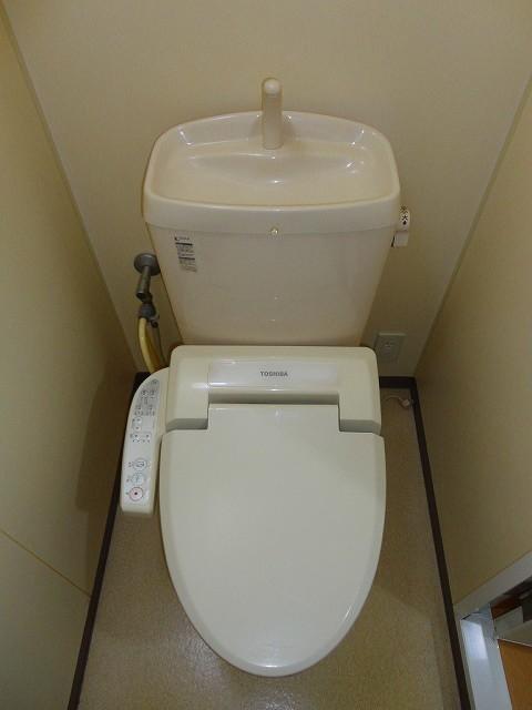 パレス保土ヶ谷トイレ