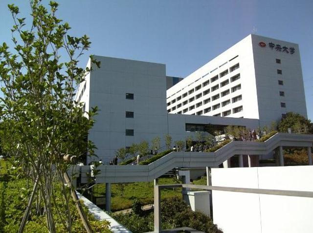 パークハイツ中島1[周辺施設]大学・短大