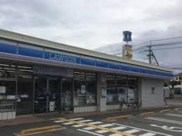 ローソン堺土塔南店