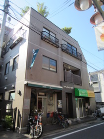 TAKAHASHI BLDの外観画像