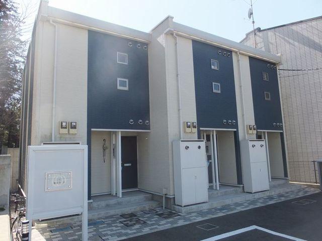 レオネクスト新百合丘2の外観画像