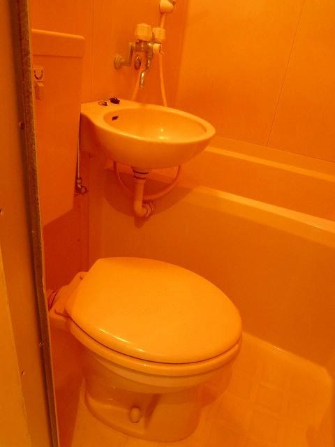 パールハイムCトイレ