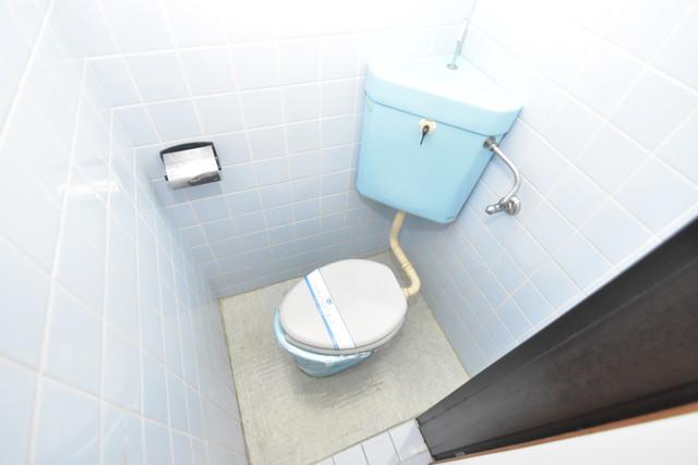 セイワパレス寺山公園 スタンダードなトイレは清潔感があって、リラックス出来ます。