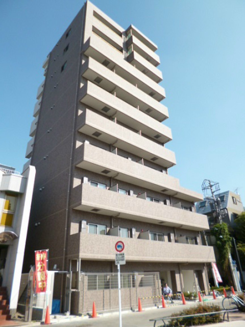スカイコート渋谷神山町の外観画像