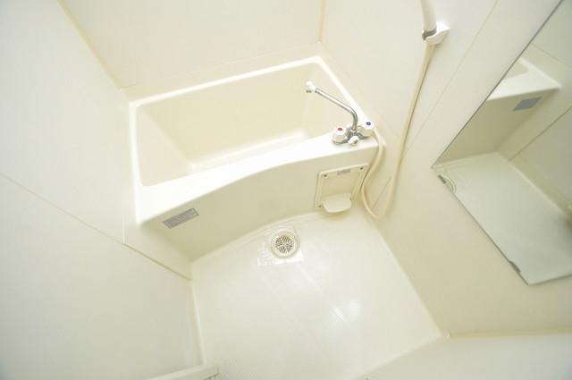 シャトー雅 一日の疲れを洗い流す大切な空間。ゆったりくつろいでください。