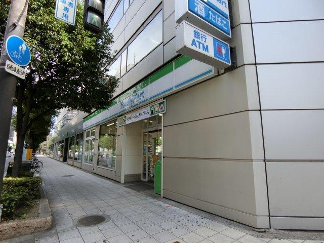 ファミリーマート京町堀店