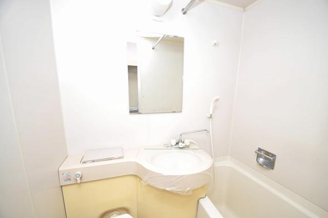デ・リード高井田駅前 小さいですが洗面台ありますよ