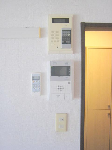 パークアヴェニュー新宿西設備