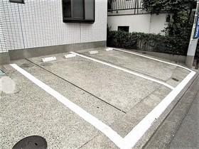 パルシモンズ駐車場
