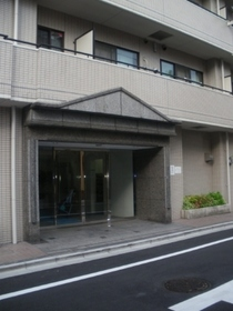 リーラ文京本駒込エントランス