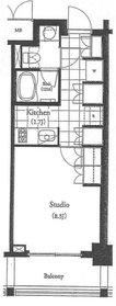 不動前駅 徒歩11分1階Fの間取り画像