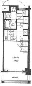 大崎広小路駅 徒歩22分1階Fの間取り画像