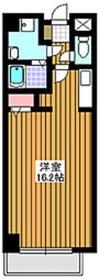 地下鉄赤塚駅 徒歩8分6階Fの間取り画像