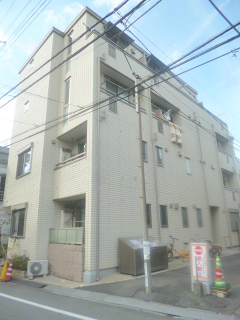 中野坂上駅 徒歩12分外観
