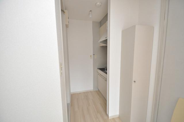 イワタハイツ 白を基調とした内装でおしゃれで、落ち着ける空間です。