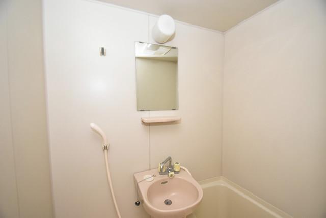 エステートピアナカタA棟 小さいですが洗面台ありますよ