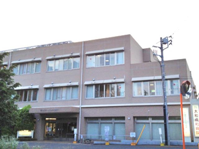 シャトレーひばりD棟[周辺施設]病院