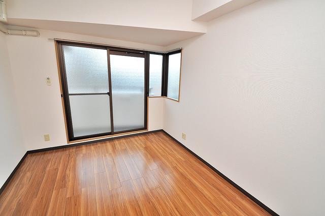 オーキッド・ヴィラ今里 解放感たっぷりで陽当たりもとても良いそんな贅沢なお部屋です。