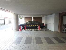 ドミナーレサクマ駐車場