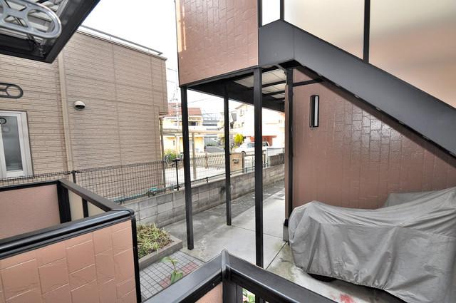 サンビレッジ・デグチⅡ この見晴らしが日当たりのイイお部屋を作ってます。