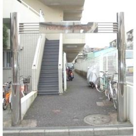 日吉本町駅 徒歩27分エントランス