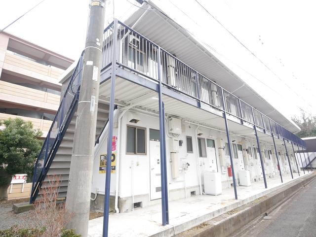 コーポコジマA棟外観