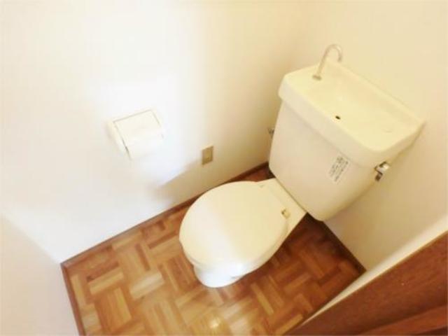 コーポ山城トイレ
