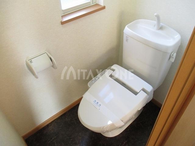 パインファーストエー(パインファーストA)トイレ