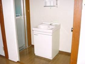 洗面台※同間取別部屋