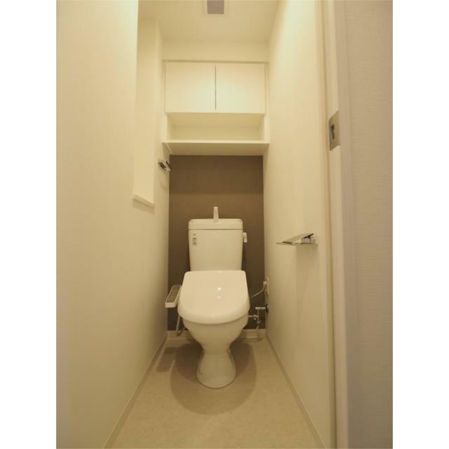 アジールコート新高円寺トイレ