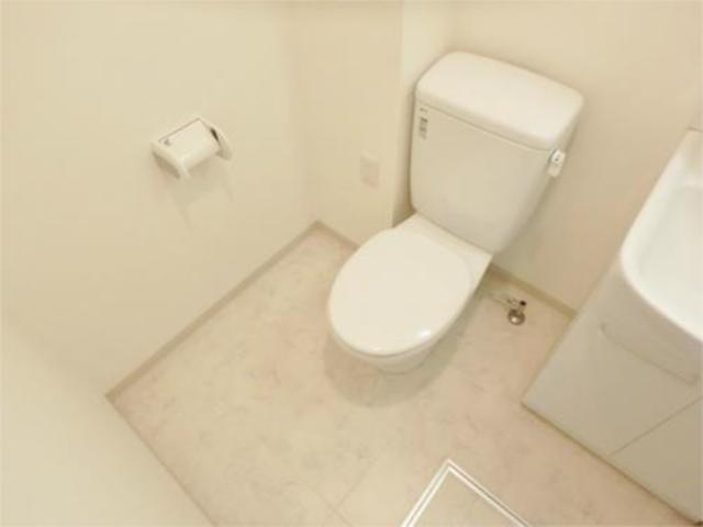 ヴィラフローリッシュトイレ