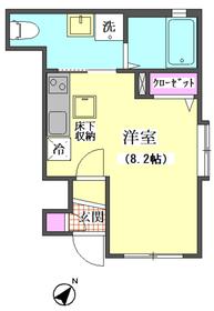 メゾン・ド・コリーヌ 102号室