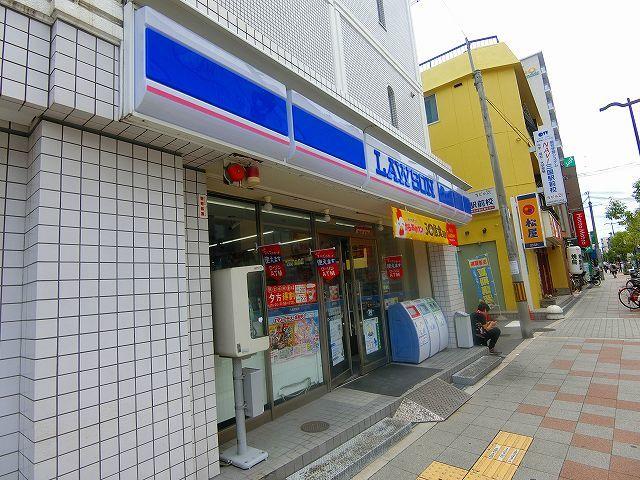 ローソン阪急三国駅前店